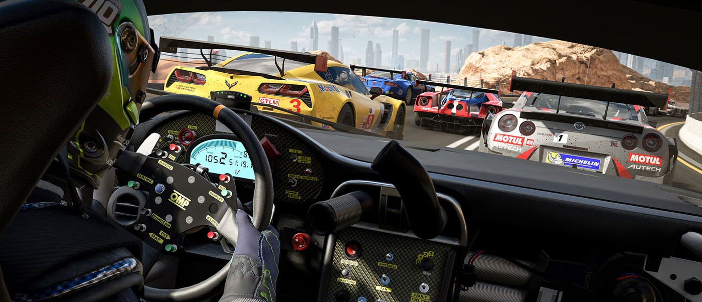 Forza 7 and Project CARS 2: Release Dates and Pre-Order Information ...